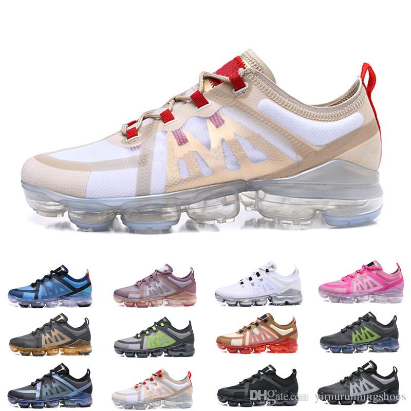 Run Utility TPU Mens Running Shoes 2019 Men Air Cushion Designer Trainers Outdoor Hot Sports Hiking Jogging Athletic Sneakers 40 46