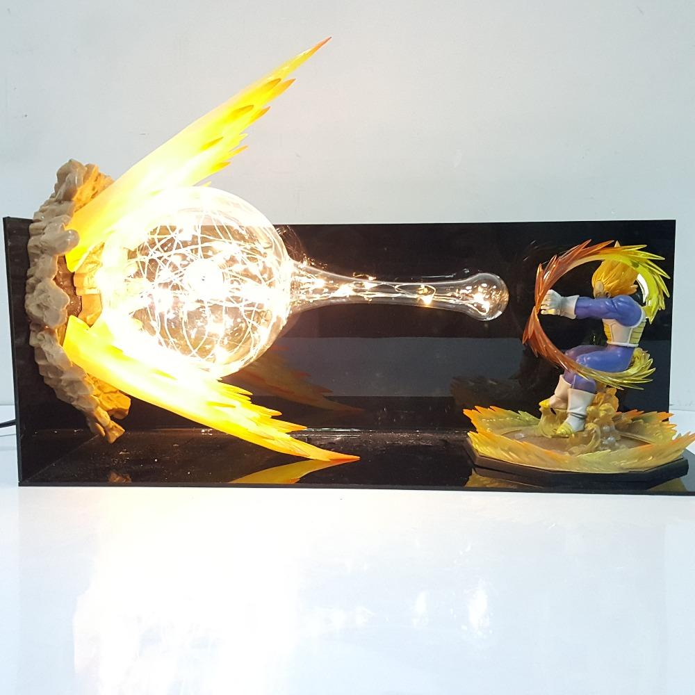 Flash Ball Super Led Lampara Night Éclairage Vegeta Dragon De Bureau Final Z Lights Lampe 5RAjL34