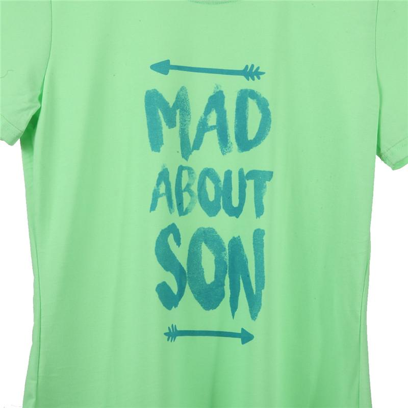 Aile Eşleştirme Kıyafetler Yaz anne ve beni MOMMY Tişört KID BEBEK Boy Romper Eşleştirme Gömlek Aile Giyim Tee Tops giysi