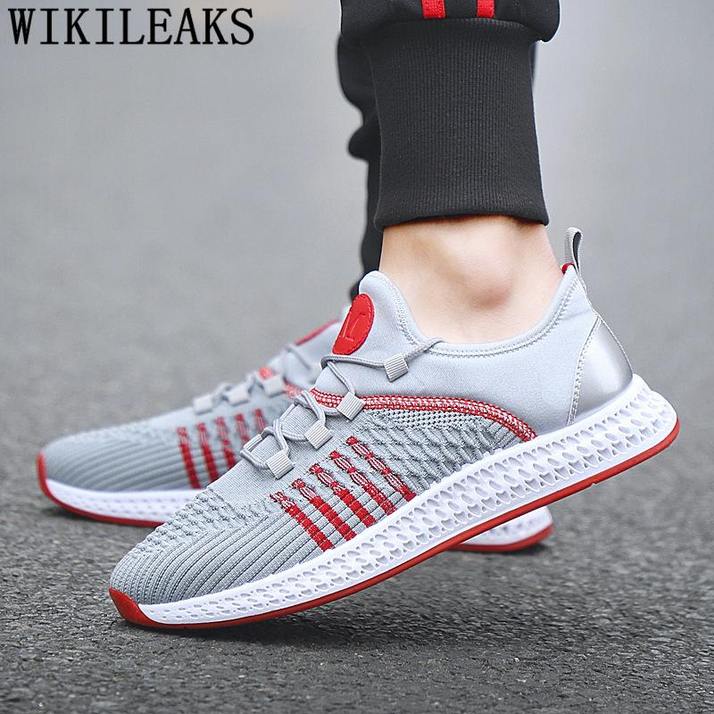 8827ae6920a Heren Sneakers Mesh Shoes Men Summer Black Sneakers Mens Casual Shoes  Breathable Men 2019 Basquettes Homme Schoenen Heren Shoes For Sale Cheap  Shoes Online ...