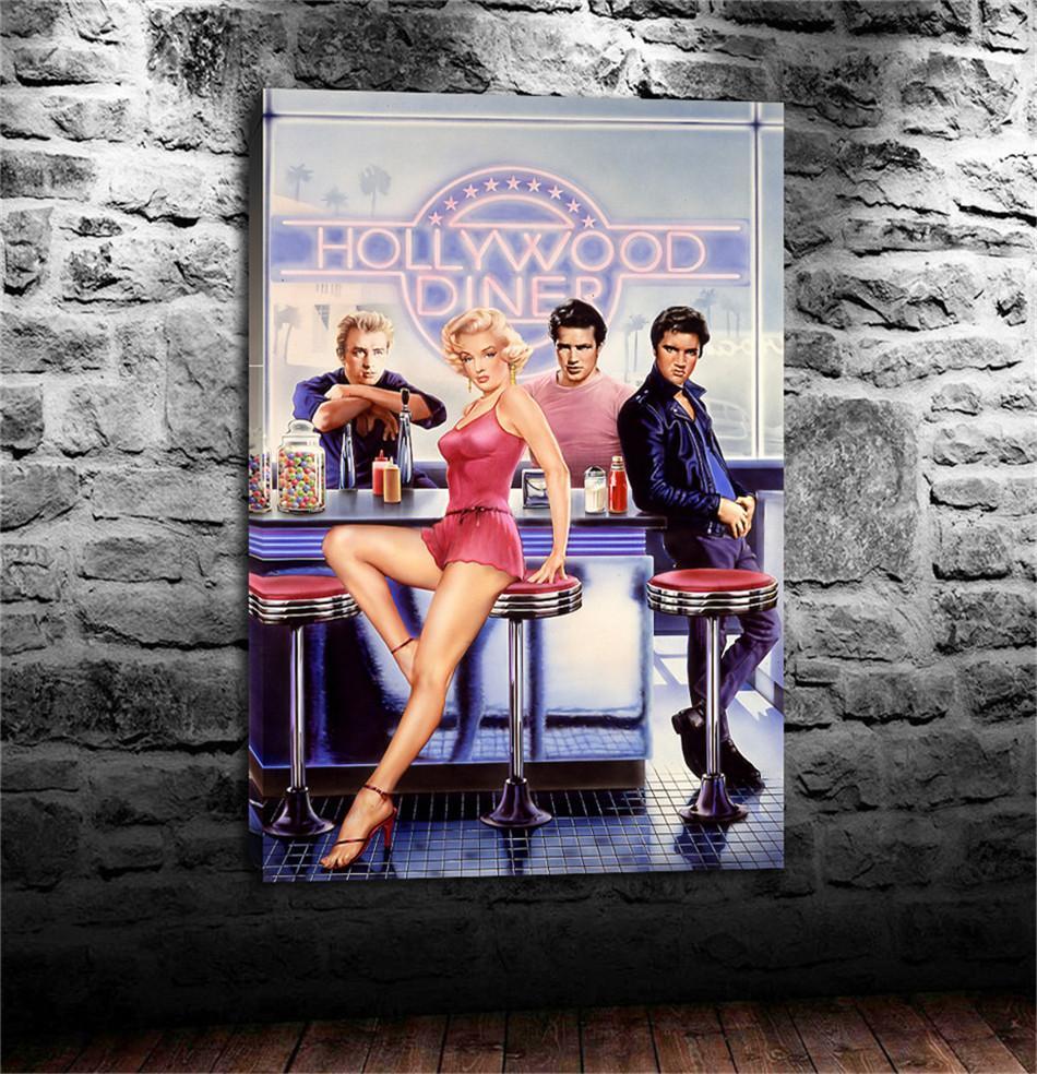 2019 Marilyn Monroe James Dean Elvis Presley Humphrey Bogarthd
