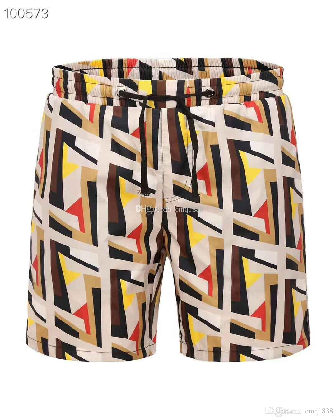 bdbd04aa12 Wholesale High Quality Stripe Embroidery Board Shorts Mens Summer Tiger  Beach Shorts Pants Swimwear Male Letter Surf Life Of T Shirts Online Buy T  Shirts ...