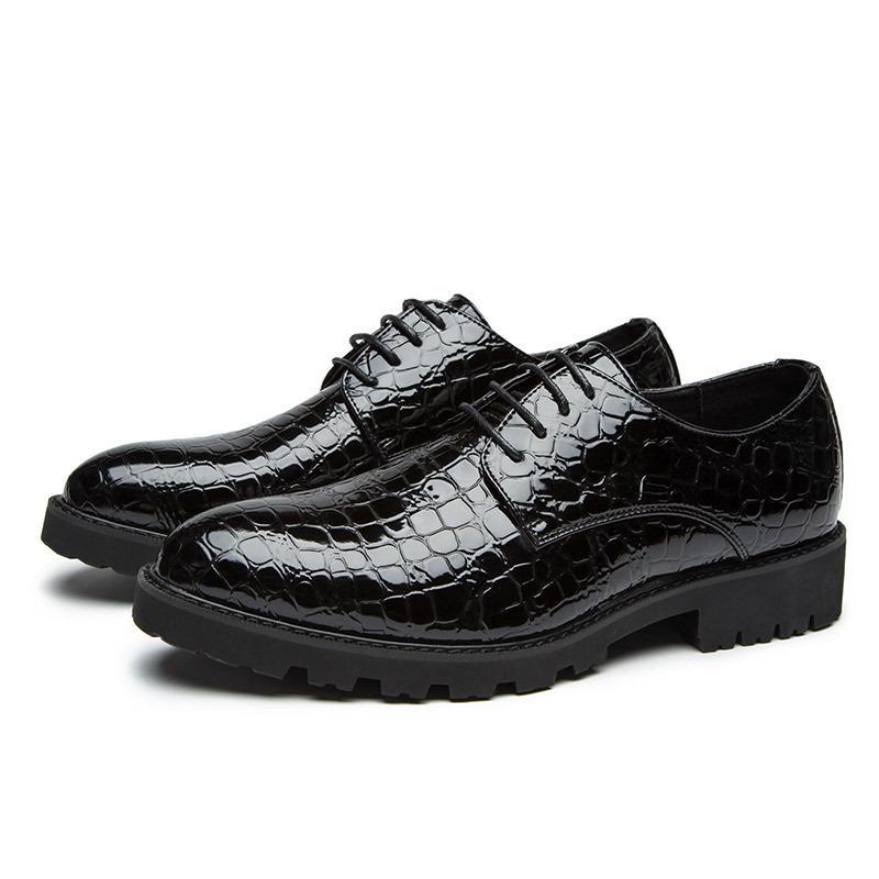 Verano Hombre Compre Para Zapatos Vestir Cuero Vestido De qpwwBRSC