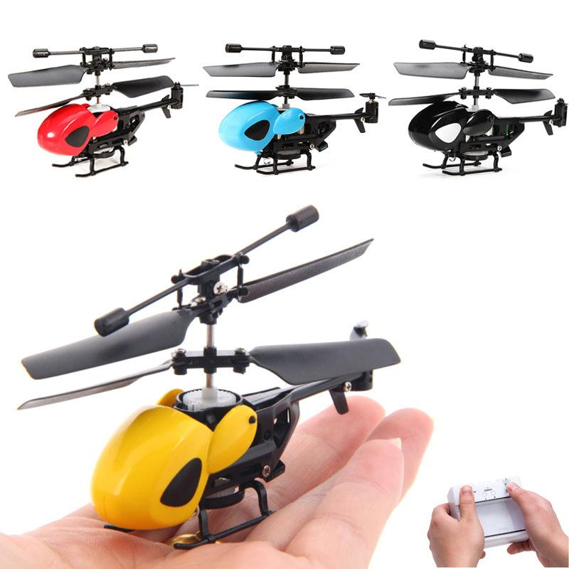 QS QS5013 Semi-micro Rc Helicopter RC 2.5CH Mini Rc Helicopter Radio Remote Control Aircraft Toys for Boys Gift