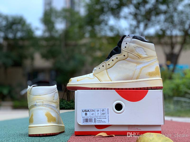 06f3d6c8392 2019 2019 New Nigel Sylvester X 1 Mens Basketball Shoes Sneakers High OG 3M  1s Man Trainers Authentic Chaussure De Basket Ball Schuhe 40 46 From ...