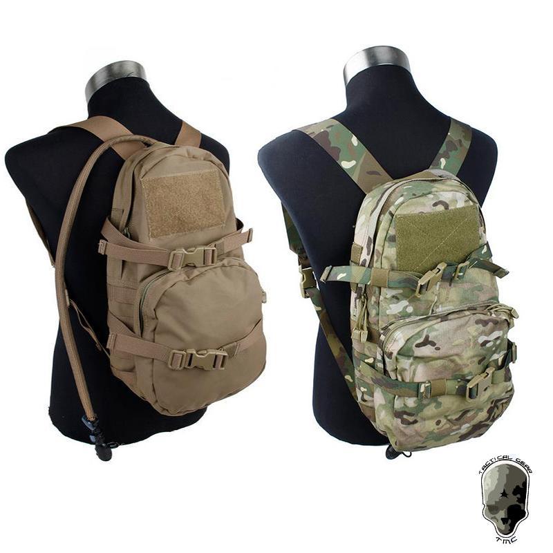 2020 TMC Modular Assault Pack W 3L Hydration Bag Carrier ...