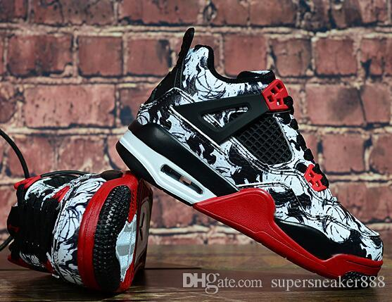 best service 13431 6083c kids youth j4 Eminem Encore Pure Money Children Cement Royalty Bred Toro  Bravo Green Glow outdoor Shoes 4s Mens casual shoes 28-35