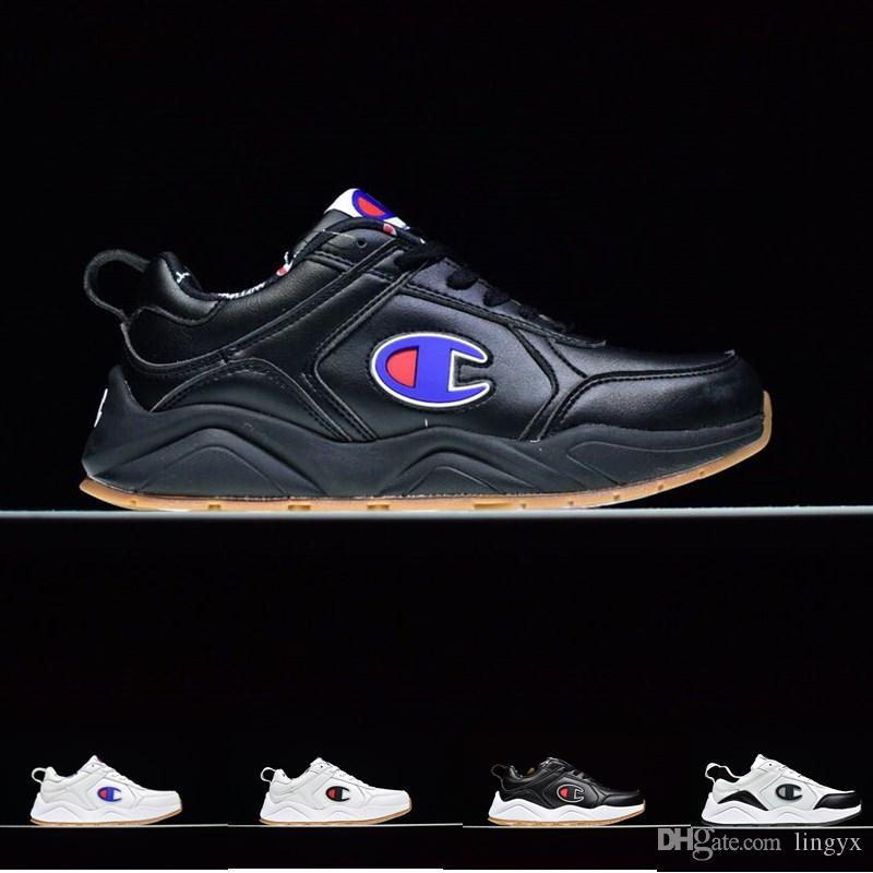 6e70e033aa4 2019 CASBIA X Champion AWOL Atlanta High Top Man Women Athletic Sneakers  Fashion Hot Spring Summer Sports Shoes From Lingyx