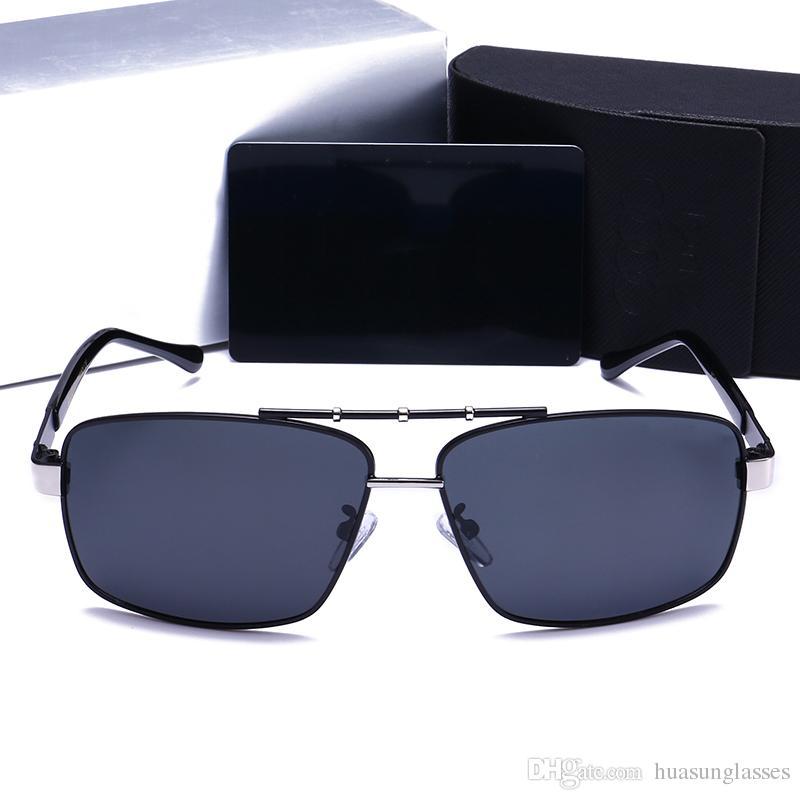 nuevo concepto 65782 2ba70 Audi 550 gafas de sol de moda de lujo para mujeres con montura cuadrada  gafas de sol de estilo simple estilo salvaje uv400 lentes de lentes de ...