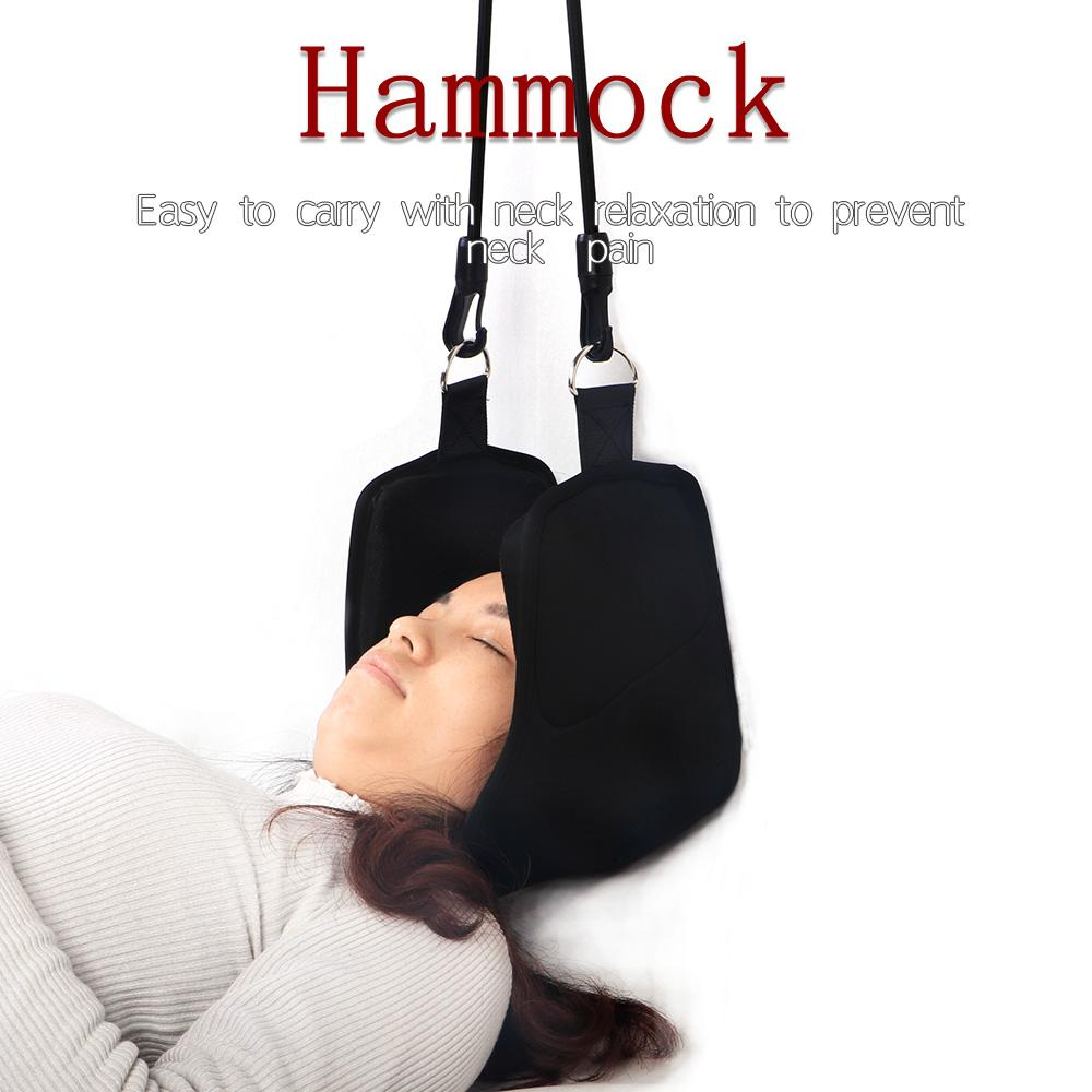 Security & Protection Household Neck Massager Protection Hammock Neck Pain Relief Relaxing Foam Napping Sleeping Pillow Cushion For Home Office