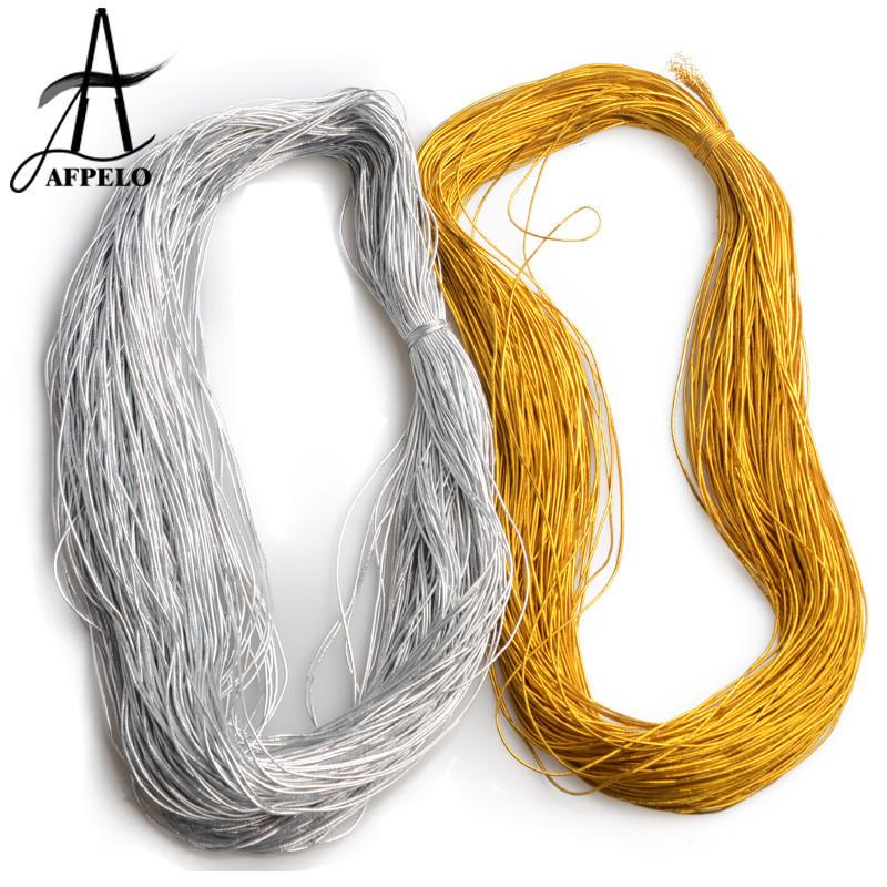 Wholesale 600m Beading Elastic Stretch Cord Beads Cord String Strap Rope Bead For Hair Extension Bracelet for Jewelry Making