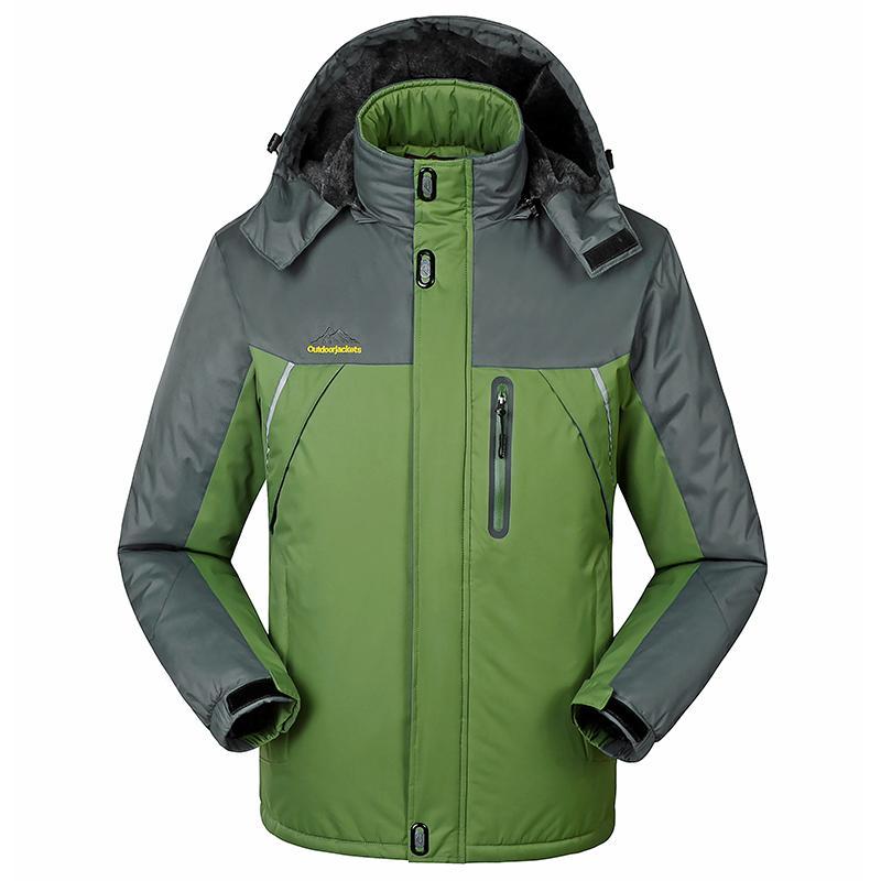 2019 Pluse Size Men Ski Jacket Women Waterproof Windproof Jacket Winter  Outdoor Warm Keeping Hooded Skiing And Snowboarding From Bluelike 04d38cf53