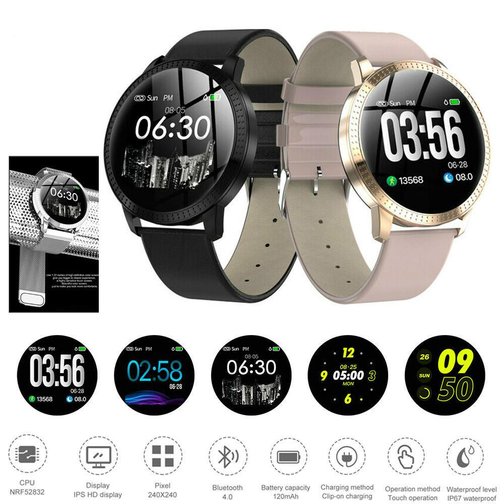 080132914e9c CF18 Smart Watch Sports Fitness Activity Heart Rate Tracker Blood Pressure  Watches Women Sleep Monitoring Waterproof Smart Watch