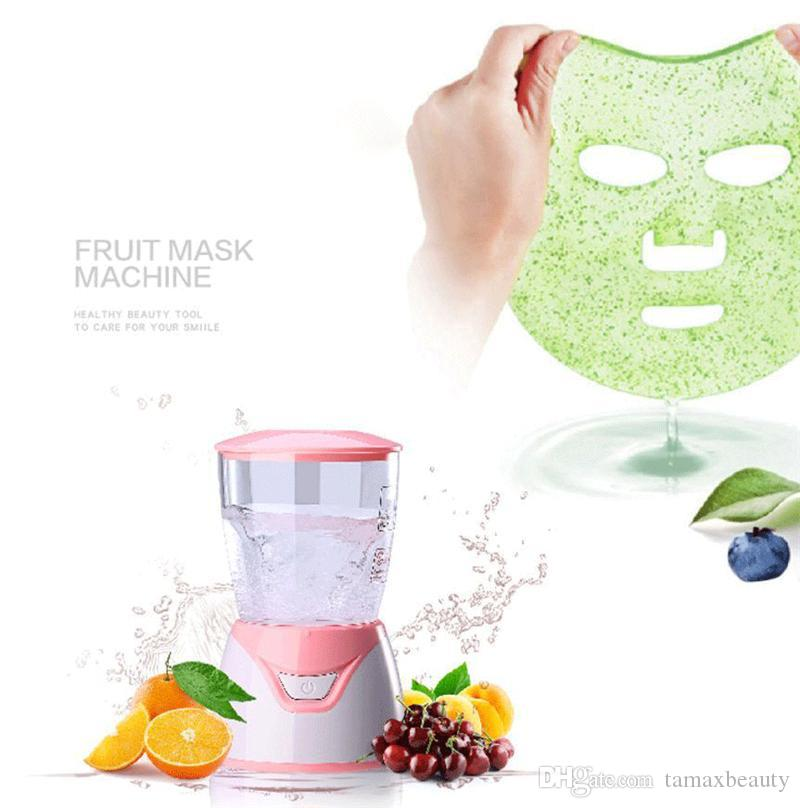Fruit Mask Machine Face Mask Maker Machine Facial Treatment DIY Automatic Fruit Natural Vegetable Collagen Home Use Beauty Salon SPA Care