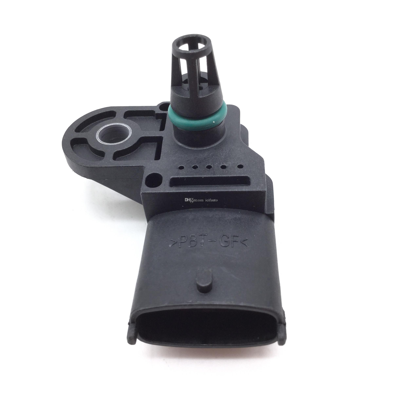 Capteur de pression dair pour voiture Re/_nault Megane II Scenic II Laguna II 1.9 dCi 8200375080