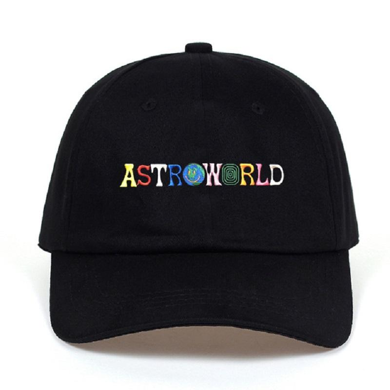 efe808b6cf0 ASTROWORLD Baseball Cap Dad Hat Cotton High Quality Letter Embroidery  Astroworld Baseball Caps Unisex Cheap DHL FREE Astroworld Cap Letter  Embroidery ...