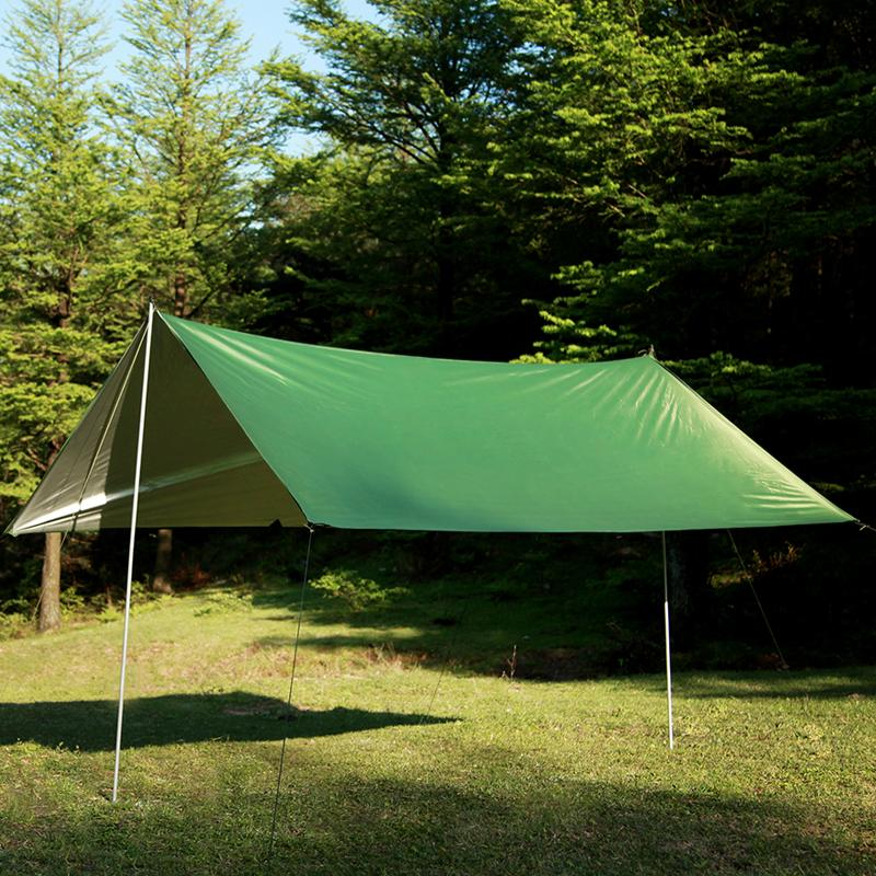 Quality Ultralight Portable Awning Outdoor Camping Beach Hiking