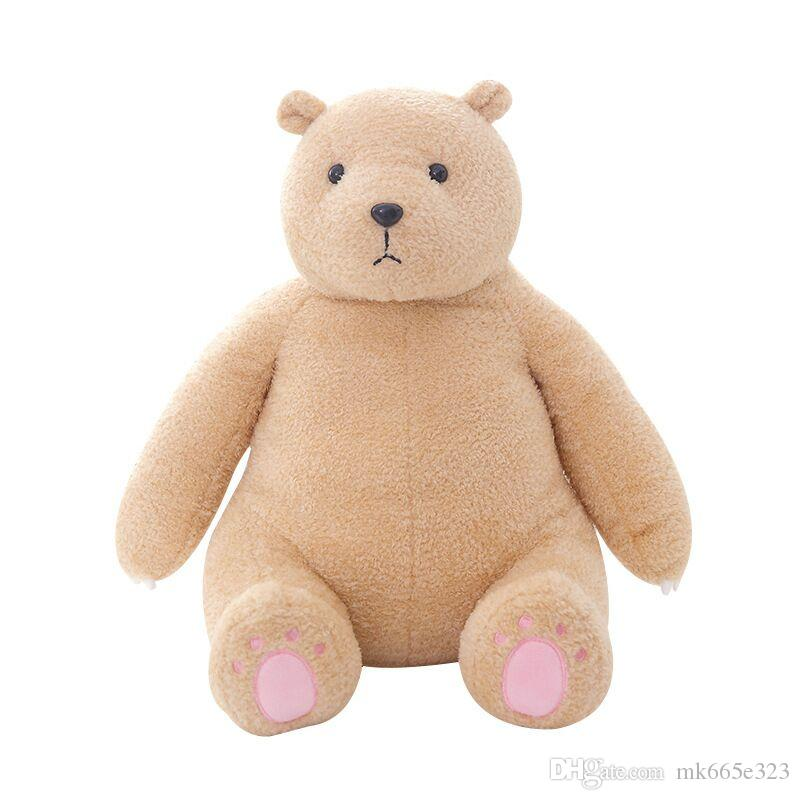Bear Plush Toys kawaii Soft Cuddly Bear Stuffed Animals Funny Toy Doll for Wedding Birthday Party Christmas Decoration