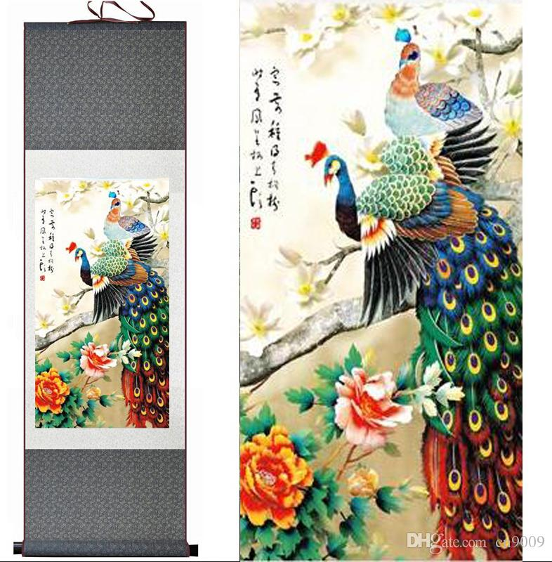 Super Quality Traditional Chinese Art Painting Home Office Decoration Chinese Paintingprinted Painting