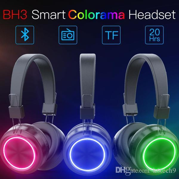 JAKCOM BH3 Smart Colorama Headset New Product in Headphones Earphones as heart rate monitor oz racing wheels amplifier