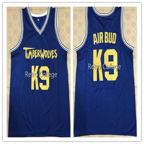 Jerseys Number Stitched Custom Jersey Name Any Xs-6xl All Basketball Blue Air Vest Size Or K9 Ncaa Bud