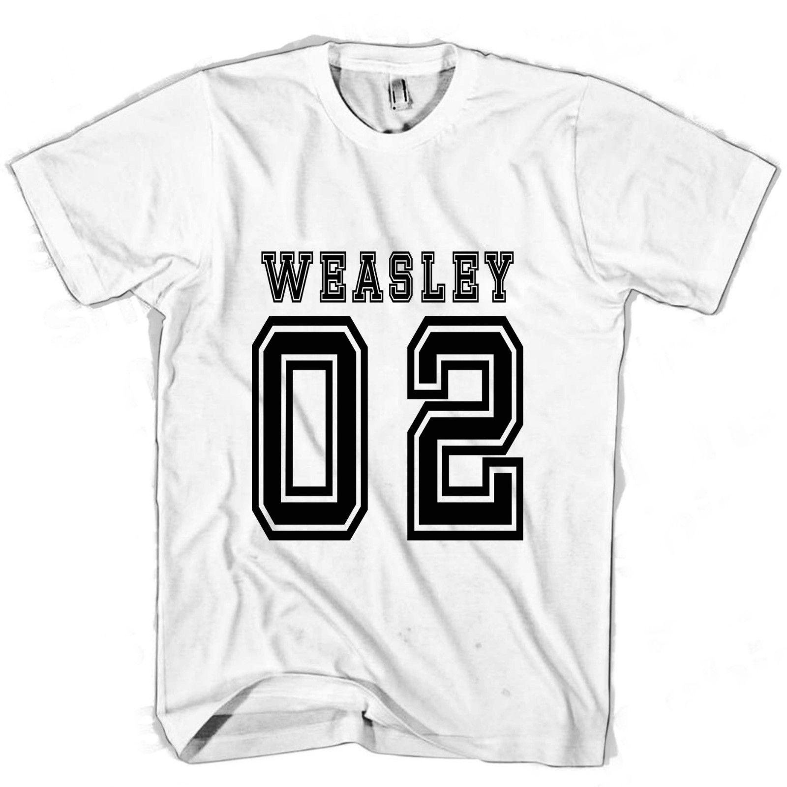 25dc1e51 Weasley 02 Harry Potter Men'S / Women'S T Shirt Funny Unisex Tshirt Top T  Shirt Shirts Shirts And Tshirts From Tshirtbakers, $12.96| DHgate.Com