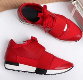 DESIGNER SHOES MENS CASUAL SHOES 2019 NEUE MARKE GÜNSTIGE MODE FLATS RUNNERS RACER SHOES WOMENS