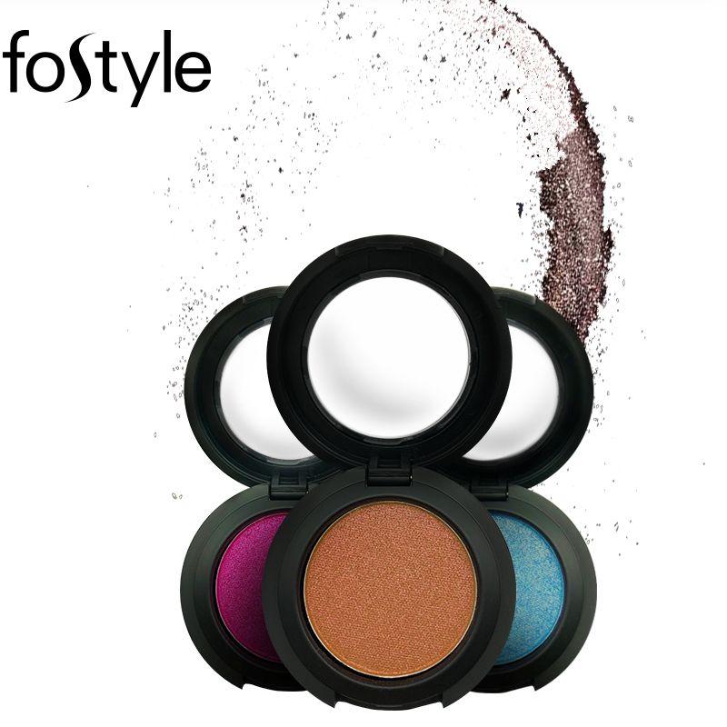 Single Eye Shadow Palette Eye Makeup Palette Long Lasting Glitter