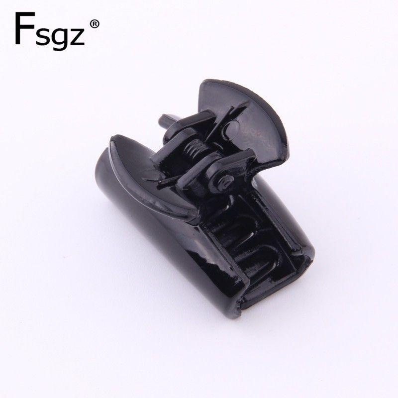 6 PIEZAS / LOTE Pinza de Pelo de Moda Para Niñas Mini Garras de Pelo ABS de Alta Calidad de Plástico Cangrejo Para Accesorios de Pelo Material Fresco