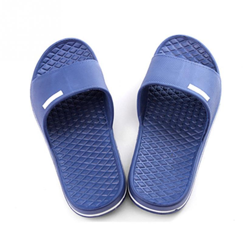 1eecfe31f2be New Mens Slip On Sport Slide Sandals Flip Flop Shower Shoes Slippers House  Pool Gym Sandal Slippers Men Shoes  1029 Winter Boots For Women Boots  Online From ...