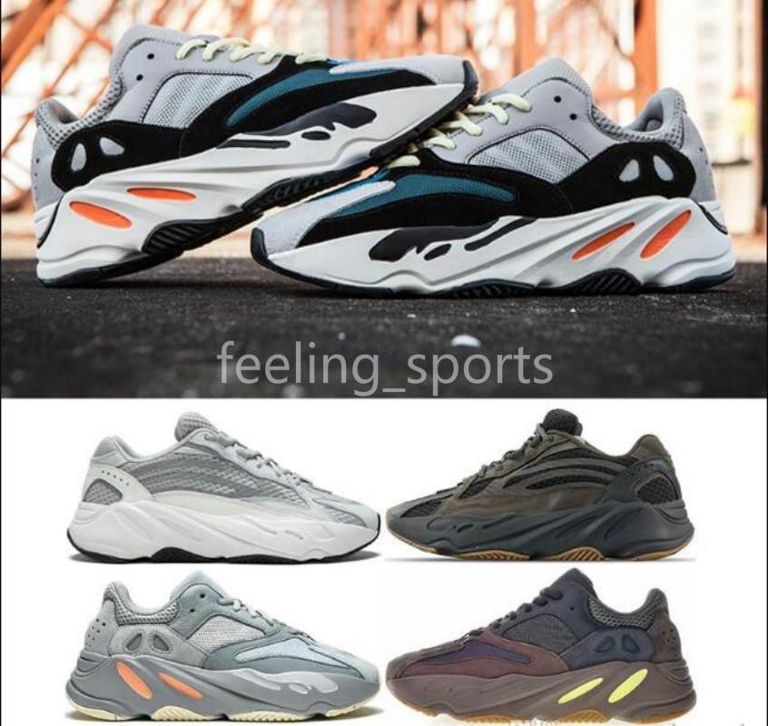 700 Runner Kanye West Mauve Wave Runner Static Inertia Laufschuhe Herren Damen Athletic 700 v2 Sportschuhe Trainer Turnschuhe Schuhe Eur 36 46