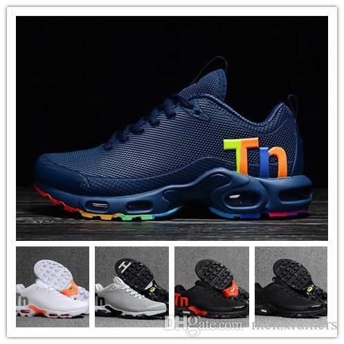 on sale d1228 0da0b Original Tn Mercurial Designer Sneakers Chaussures Homme TN Basketball Shoes  Men Womens Zapatillas Mujer Mercurial TN Running Shoes Eur40 47 Top Running  ...