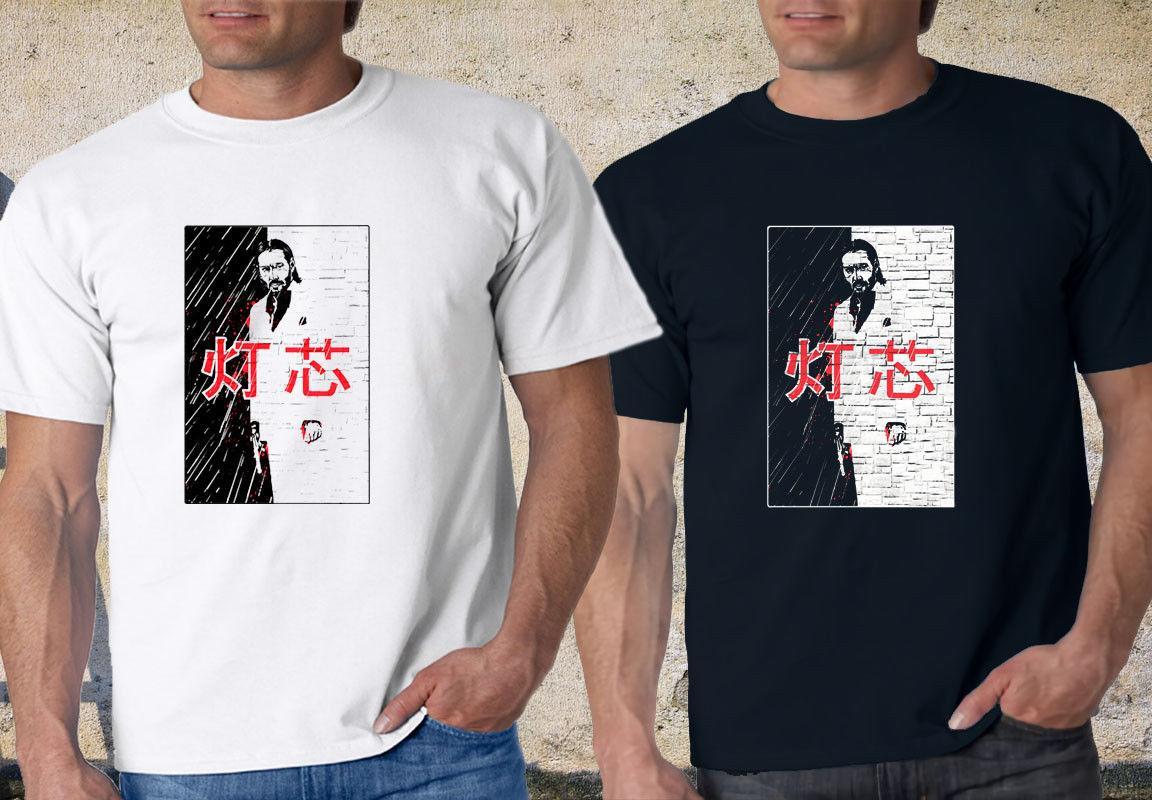 Compre JOHN WICK Scarface Keanu Reeves Hitman Boogeyman Preto Branco  Camiseta XS 3XL Engraçado Frete Grátis Unisex Top Casual De Shirtquarters 0dad8edabea6c
