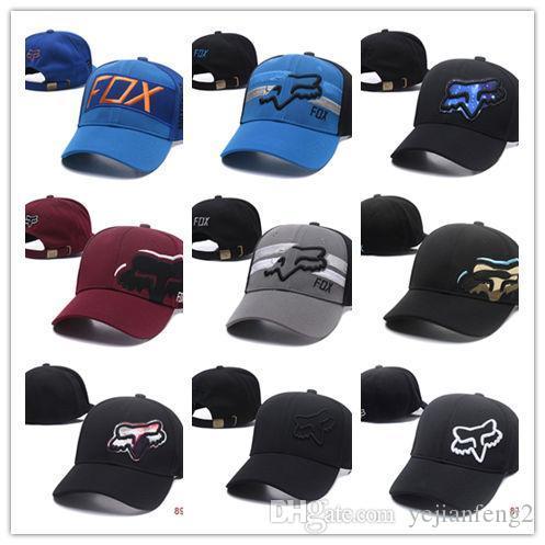 New Arrival Brand Hats Snapback Fox Caps Men Hip Hop Women Hat Sport Hats  Adjustable Caps Accept Drop Shipping Baby Caps 47 Brand Hats From  Yejianfeng2 685f160d5f5