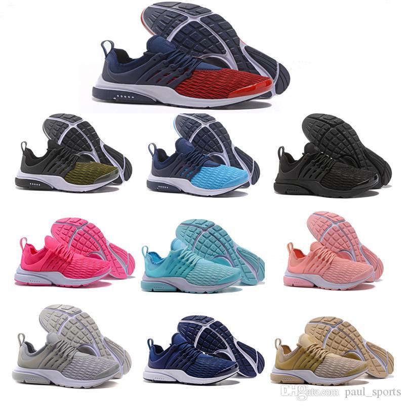958d8906415 Compre 2018 Barato Venta Presto Net Calcetín Dart Fishnet Stockongs Zapatos  Para Correr De Calidad Superior Negro Blanco Azul Hombres Mujeres Deportes  ...