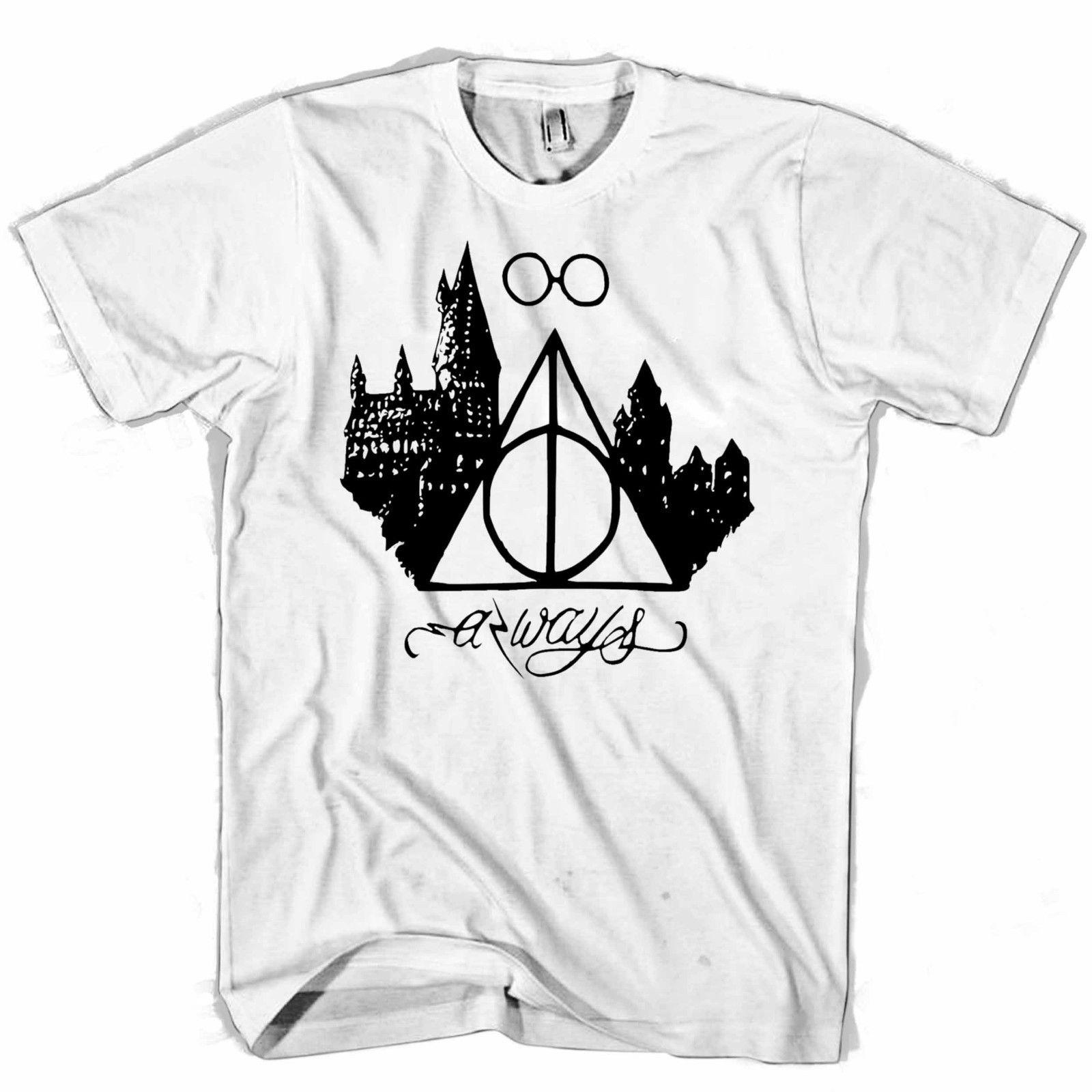 93e791530 Harry Potter Hogwarts Always Men'S / Women'S T ShirtFunny Unisex Casual  Tshirt Top Shirts With Designs R Shirt From Sg_outlet, $12.96| DHgate.Com