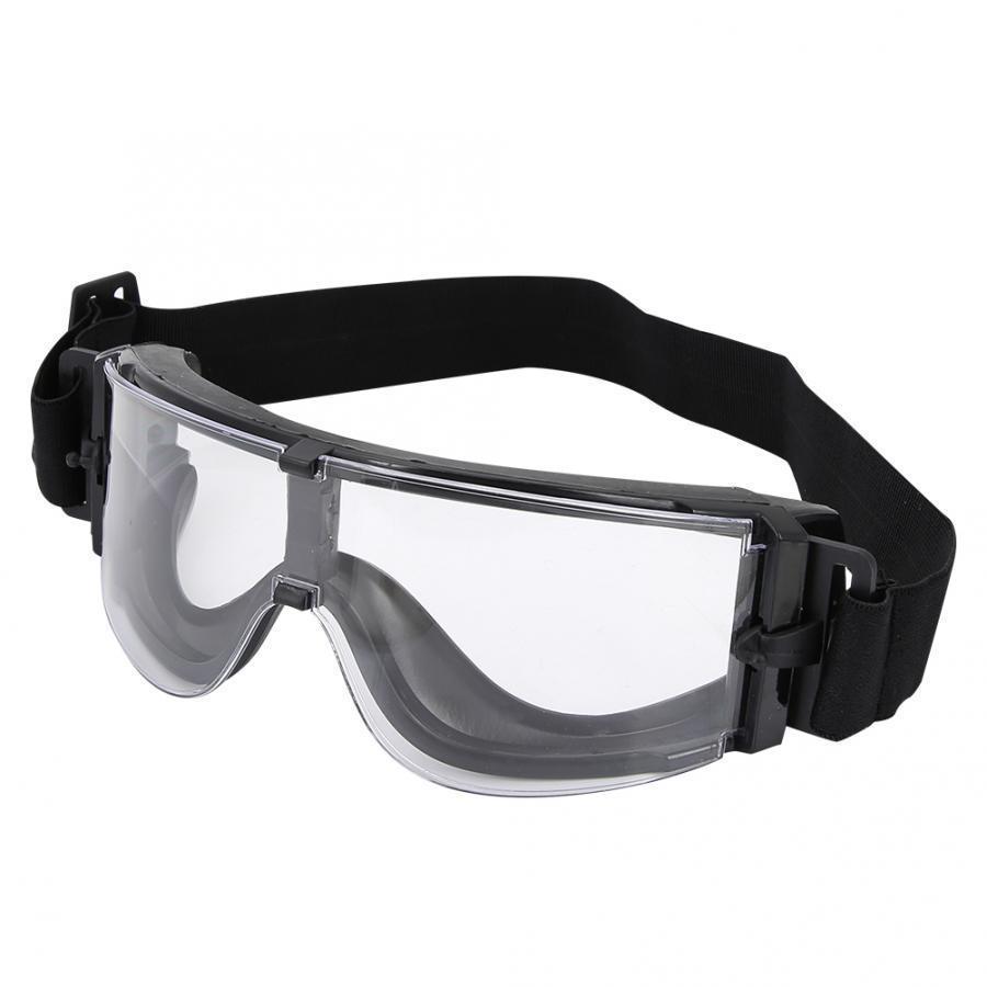 c48de3bfb7 Ciclismo Gafas Gafas De Escalada Anti UV UV A Prueba De Viento A Prueba De  Explosiones Gafas Protectoras Para Los Ojos Equipo De Ciclismo Por  Marchnice, ...