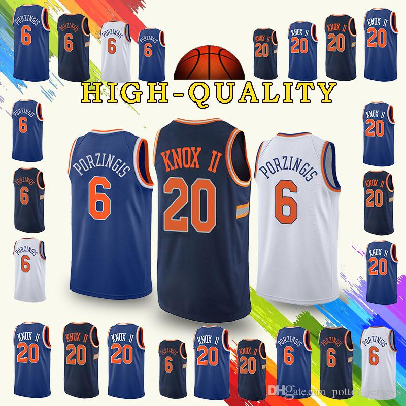 sports shoes 52a35 5357d cheap kristaps porzingis jersey