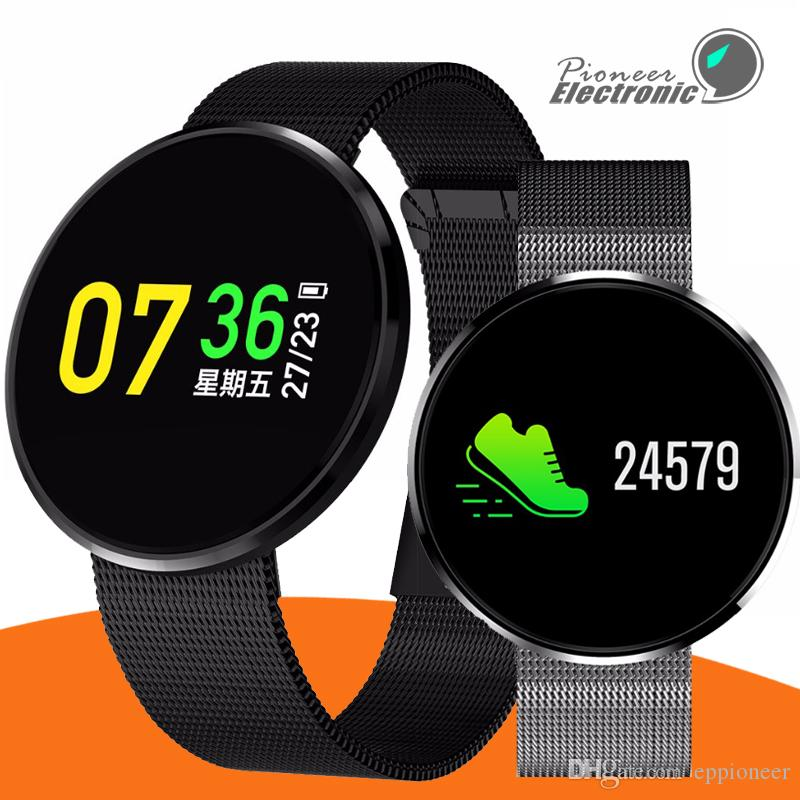 For apple Waterproof Smart Watch CF006H Plus Bracelet Sport Wristband Fitness Tracker Heart Rate Blood Pressure Smartwatch for Android IOS