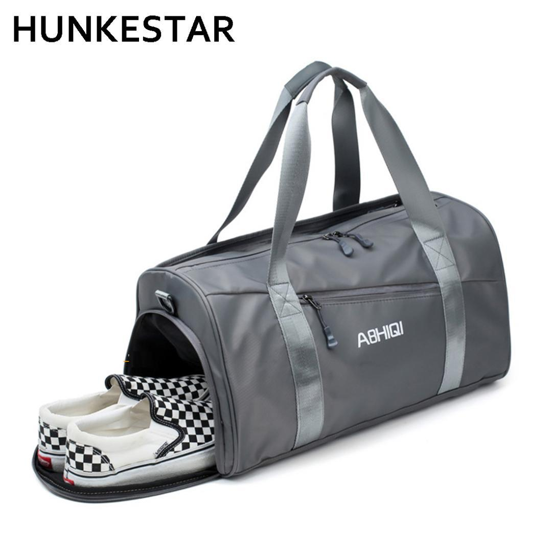 Cheap High Quality Gym Bag Training Fitness Sport Bags For Women Men 2018  Pink Black Grey Sac De Sport With Shoes Dry Wet Space UK 2019 From  Mangosteeng 6cb4193eb2fb0
