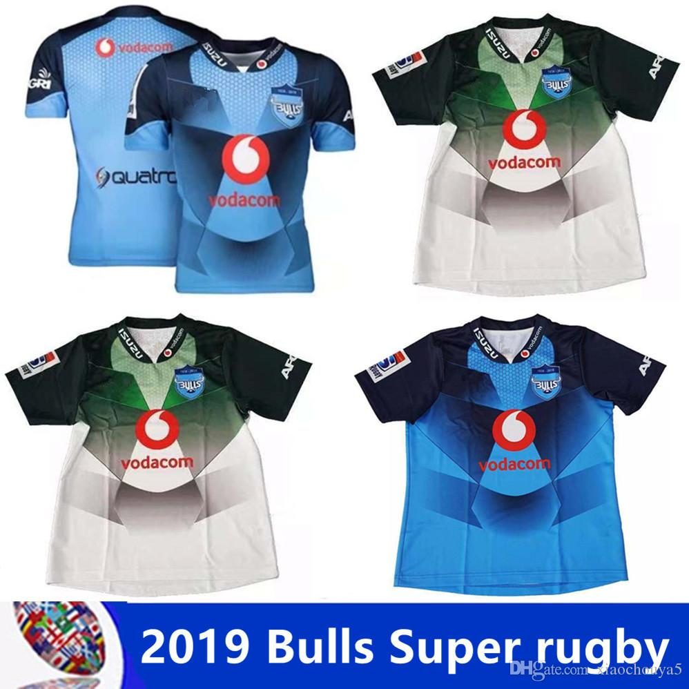 10cbc1567cf 2019 Bulls Super Rugby New Zealand Stormman Football Clothes Australia Super  Jersey Rugby Stormers 2018/