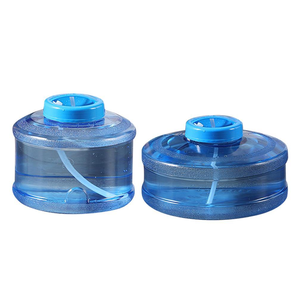 5 5/10L Car Portable Water Bucket PC Thickened Camping Water Tank Portable  Container With Faucet For Camping Hiking Picnic