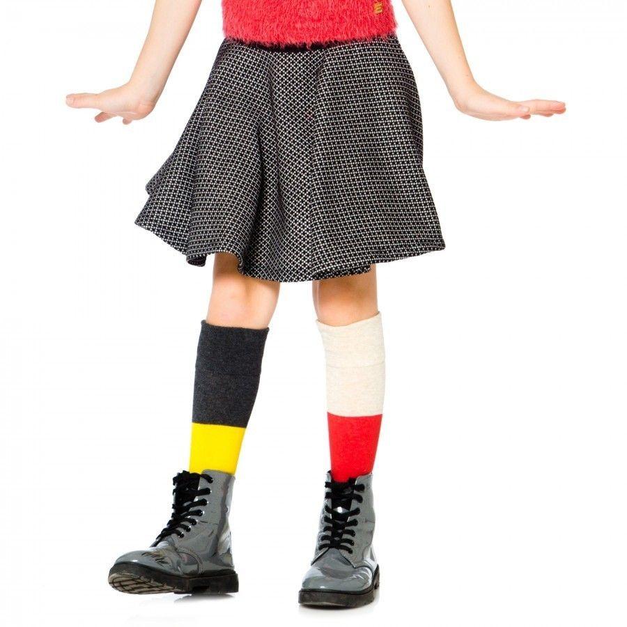 8d5d27f67c0 Girls Long Cotton Socks Kids Over Knee Socks Girls Toddler Children Baby Knee  High Socks Wholesale S Socks Socks Man From Westbit16