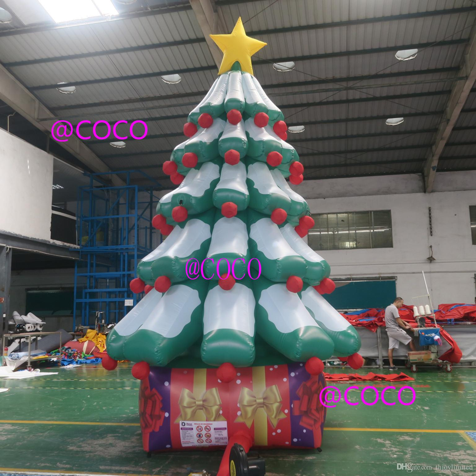 Christmas Tree Inflatables.Giant Outdoor Giant Inflatable Christmas Tree Outdoor Inflatable Christmas Decoration Christmas Inflatables Tree