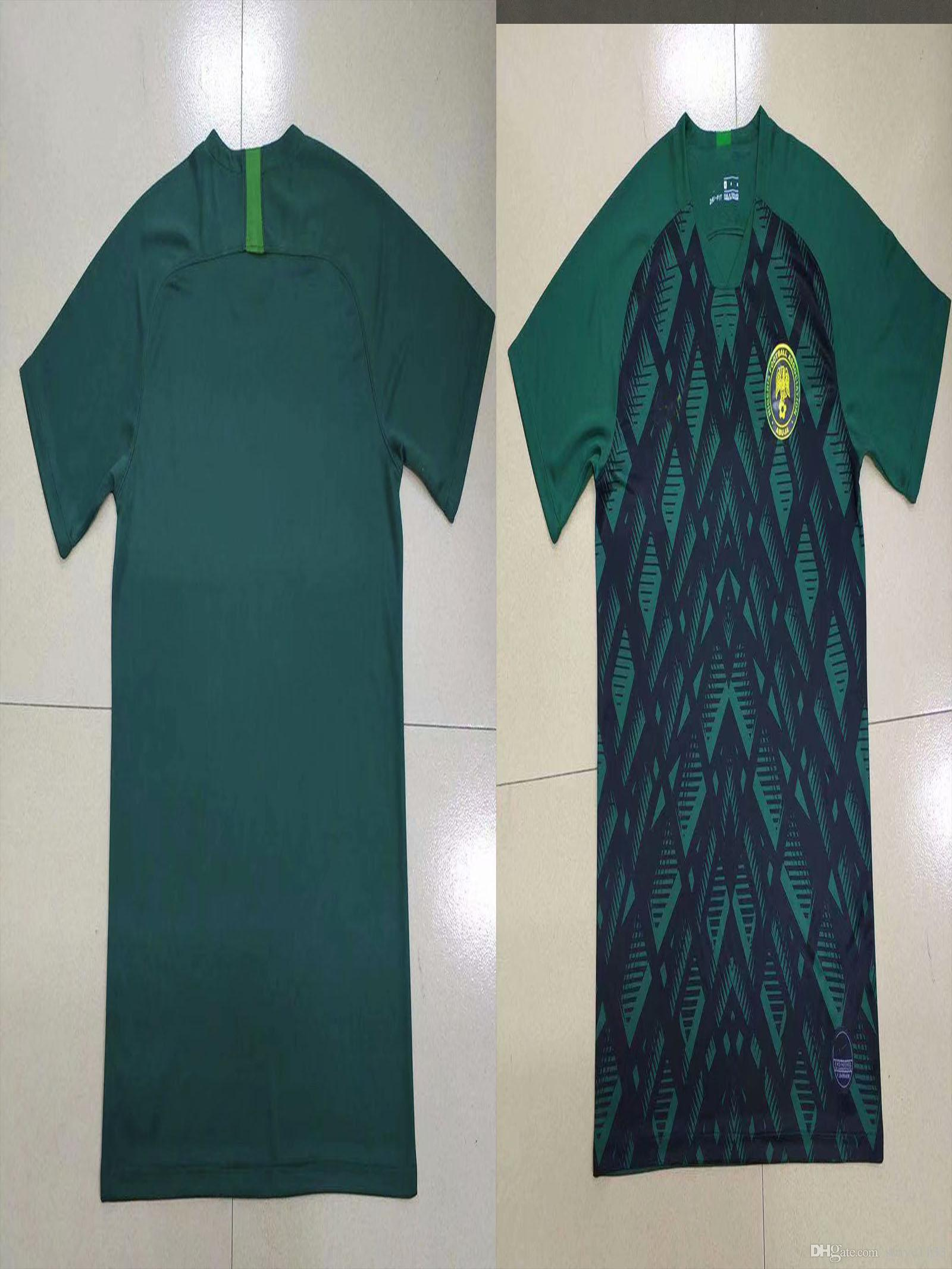 Best Stock For 2020 Best Quality In Stock 2019 2020 Nigeria Soccer JERSEY Nigeria