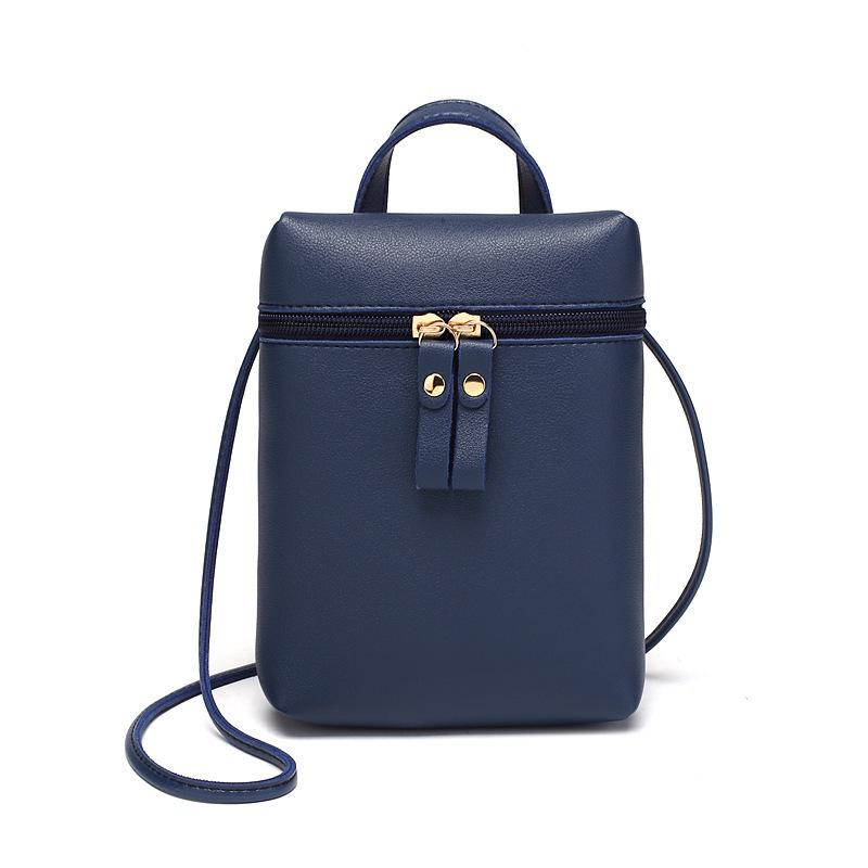 6bf2f6b93273 Cheap Designer Bags Famous Brand Women Bags 2019 Bag For Women Wallet Pu  Leather Coin Purse Box Should Bag Leather Handbags Hand Bags From Bags2
