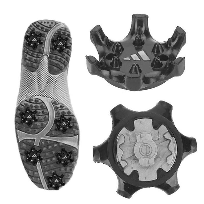 9b498314cf3 Golf Spikes Pins Turn Fast Twist Shoe Spikes Replacement Set Cleats ...