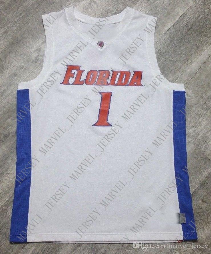 Cheap custom Florida Gators Basketball Jersey Stitched Customize any number  name MEN WOMEN YOUTH XS-5XL