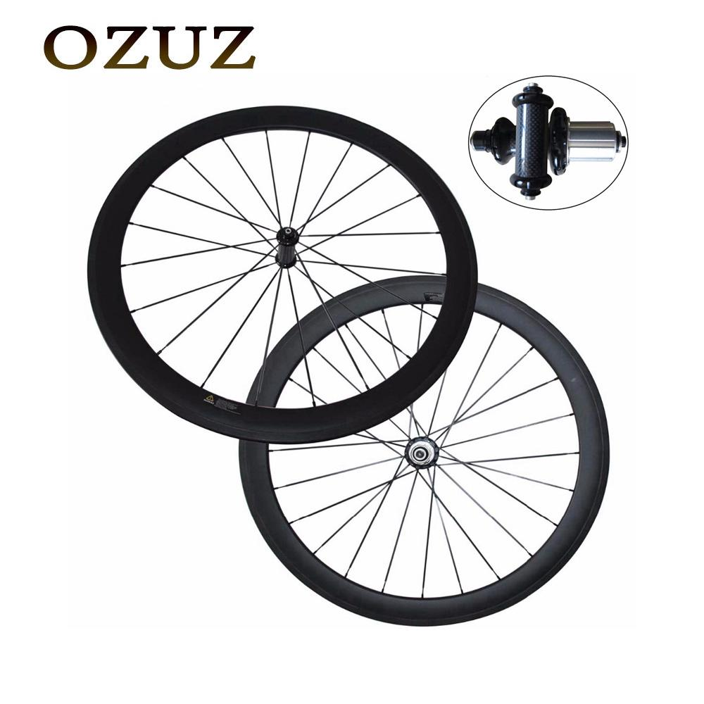 c2a116488b3 Factory Sales Straight Pull 50mm Depth 23mm Width Carbon Fiber Bike Wheels  Matte Or Glossy Clincher Tubular China 700c Bicycle 24 Inch Mountain Bike  Wheels ...