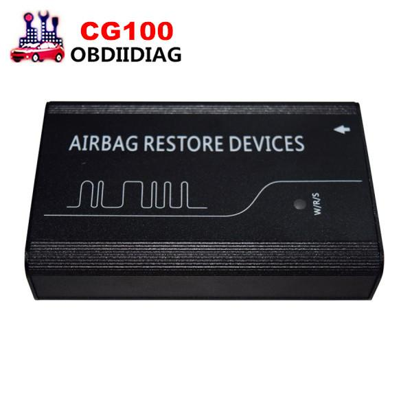 V3.9.9.6 New CG100 Airbag Restore Devices includes all functions of XC236x FLASH Programmer and Renesas Repair function.